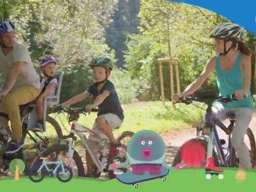 Objetivo Bienestar Junior lanza en Neox Kidz una campaña protagonizada por Mr. Plinton para transmitir hábitos saludables a los más pequeños