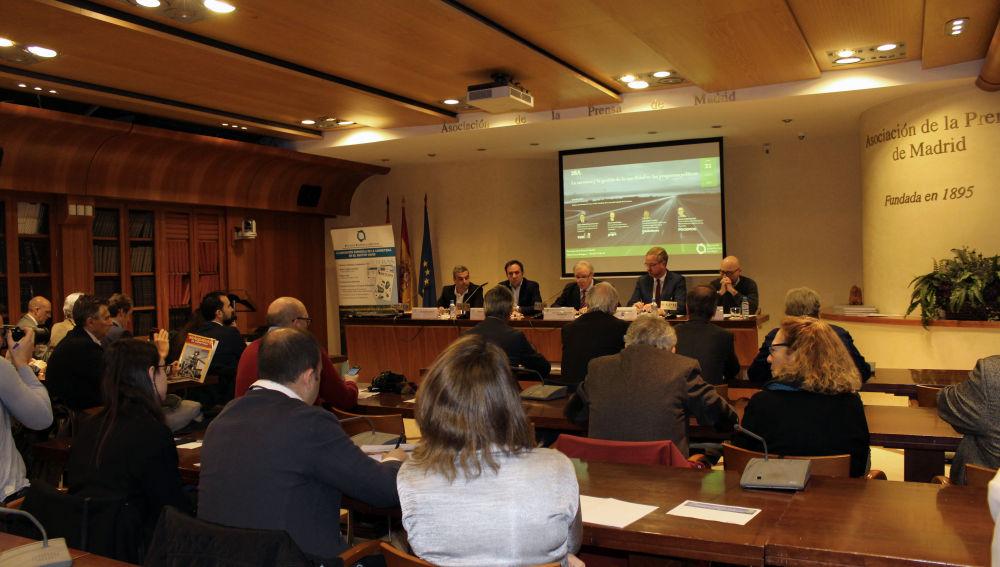 """Debate """"La carretera y la gestión de la movilidad en los programas políticos"""""""