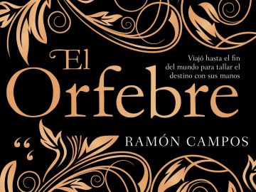 'El orfebre', primera novela de Ramón Campos