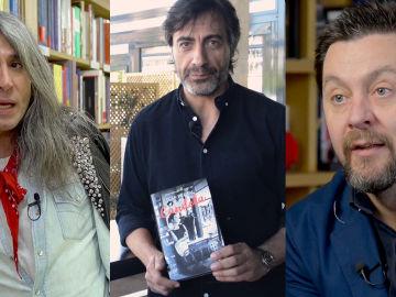 Mario Vaquerizo, Juan del Val, Ramón Campos