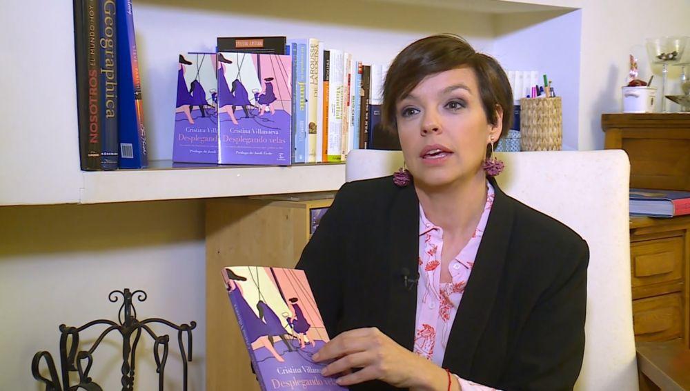 Cristina Villanueva presenta 'Desplegando Velas'