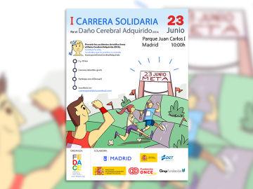 I Carrera Solidaria por el Daño Cerebral Adquirido