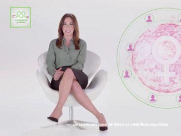 Más de 2000 investigadoras y tecnólogas ya forman parte de nuestra base de datos de mujeres científicas