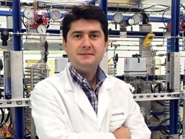 Javier García Martínez, presidente de la Academia Joven de España