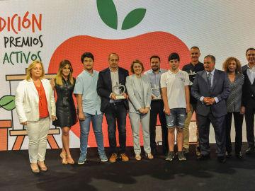 El Colegio de Educación Especial 'Los Álamos', el CEIP 'Els Tolls' y el IES 'La Laboral' de La Laguna, galardonados de la séptima edición 'Premios Coles Activos'
