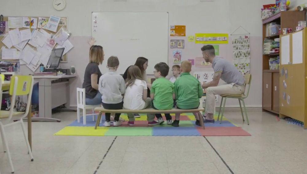 Primer premio de la VII edición de Coles Activos: Colegio de Educación Especial Los Álamos de Madrid