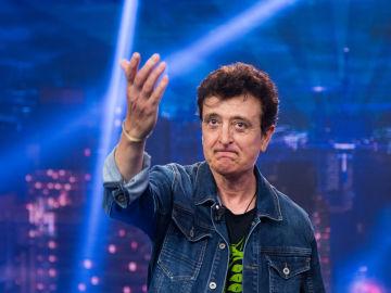 """Manolo García habla de su gira Acústico en 'El Hormiguero 3.0': """"De rockero pagas un precio"""""""