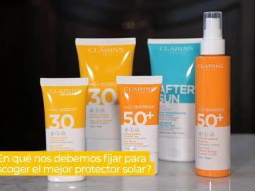 En qué fijarse para escoger el mejor protector solar