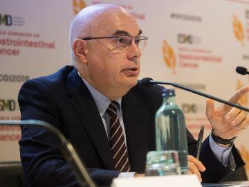 Josep Tabernero, presidente de la Sociedad Europea de Medicina Oncológica y director del Instituto de Oncología del Hospital Vall d'Hebron