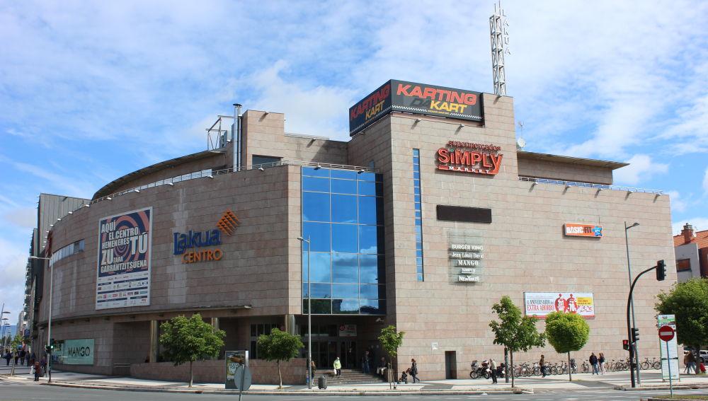 Centro Comercial Lakua