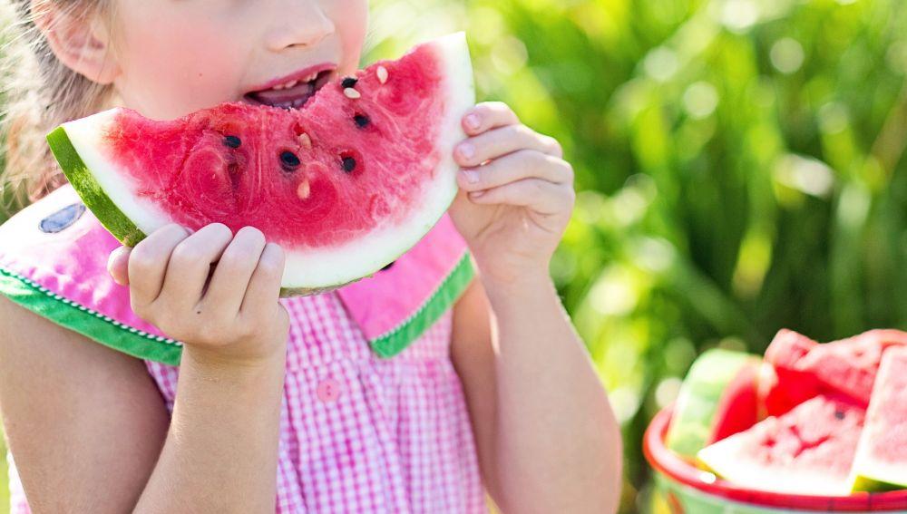 Consejos para la alimentación de los niños durante el verano