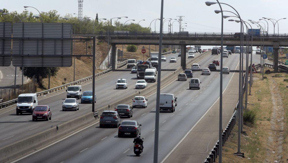 Estado del tráfico en las carreteras españolas