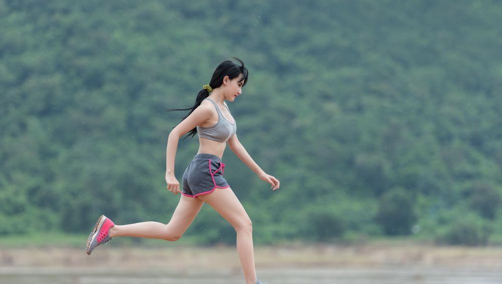 Correr es el mejor deporte para combatir la obesidad