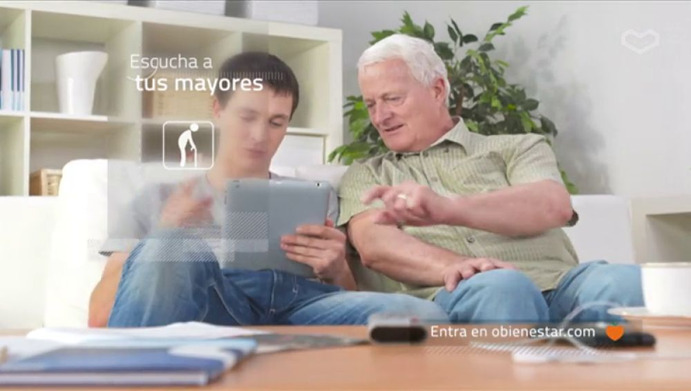 Escucha a tus mayores y te enriquecerás gracias a sus consejos