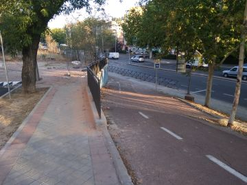 Carril-Bici Peligroso