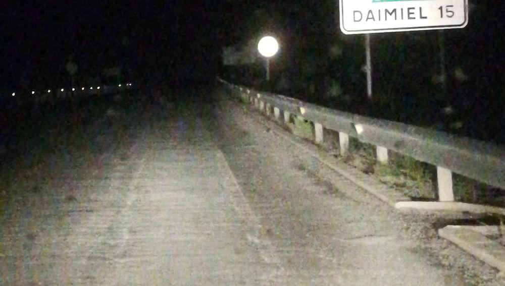 Carretera como camino