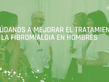 Proyecto para conocer más la fibromialgia en hombres