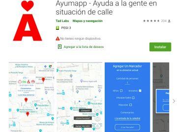 Ayumapp