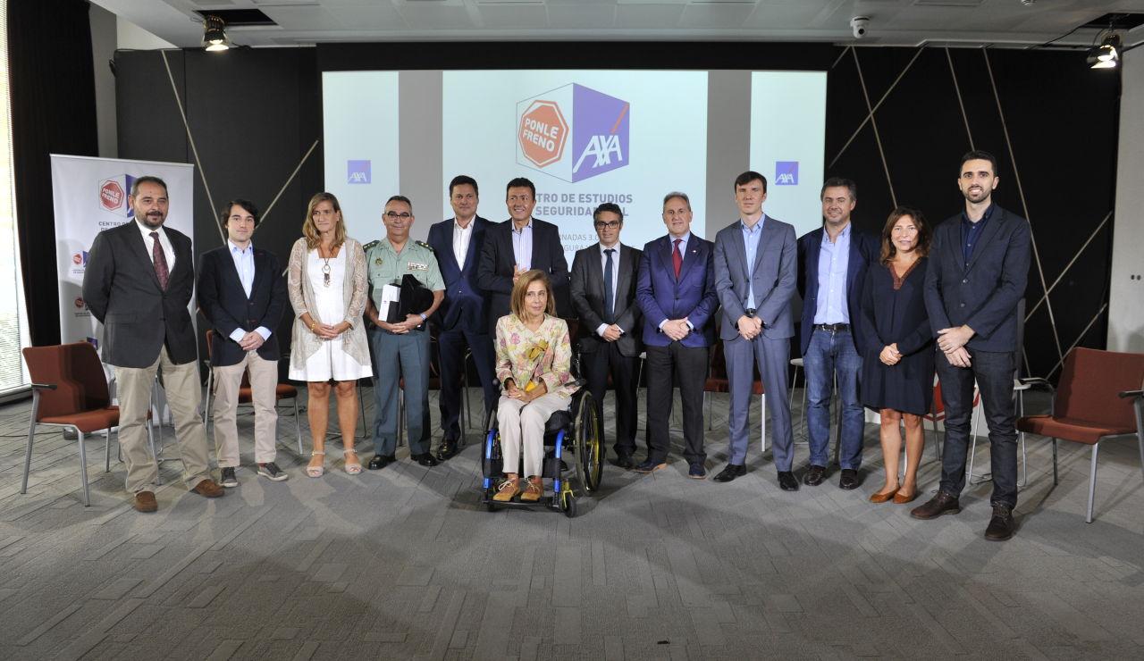 Jornadas Ponle Freno-AXA sobre movilidad sostenible y segura
