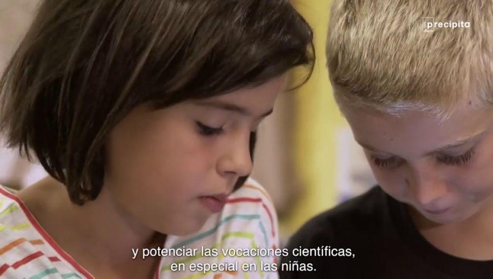 Proyecto sobre nanotecnología para los más pequeños