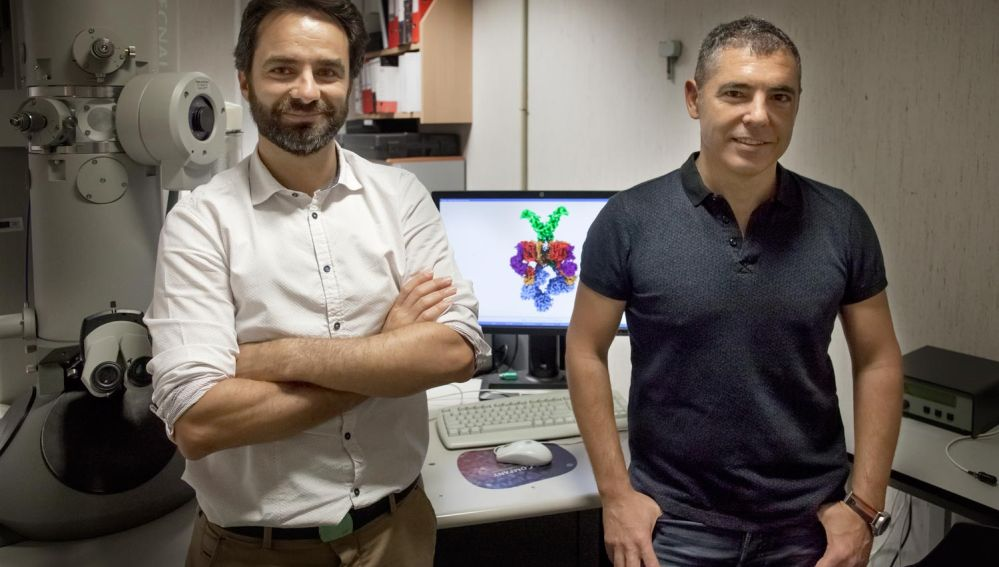 Ángel Rivera-Calzada y Óscar Llorca