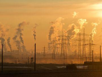 Contaminación atmosférica (Archivo)