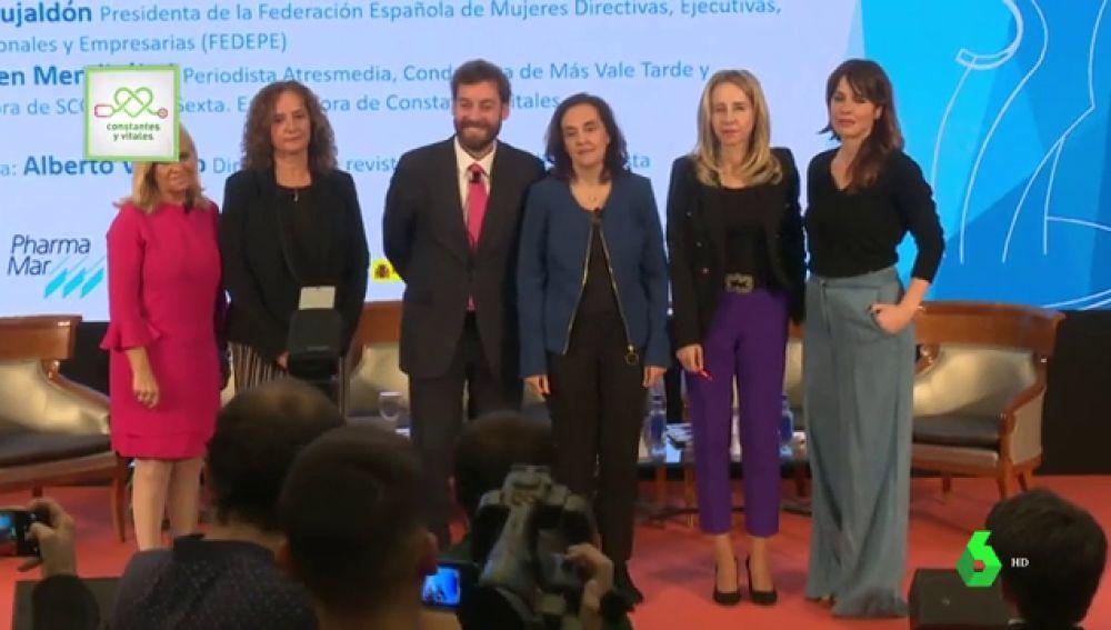 Los premios 'Hipatia' reconocen el papel de la mujer en la ciencia