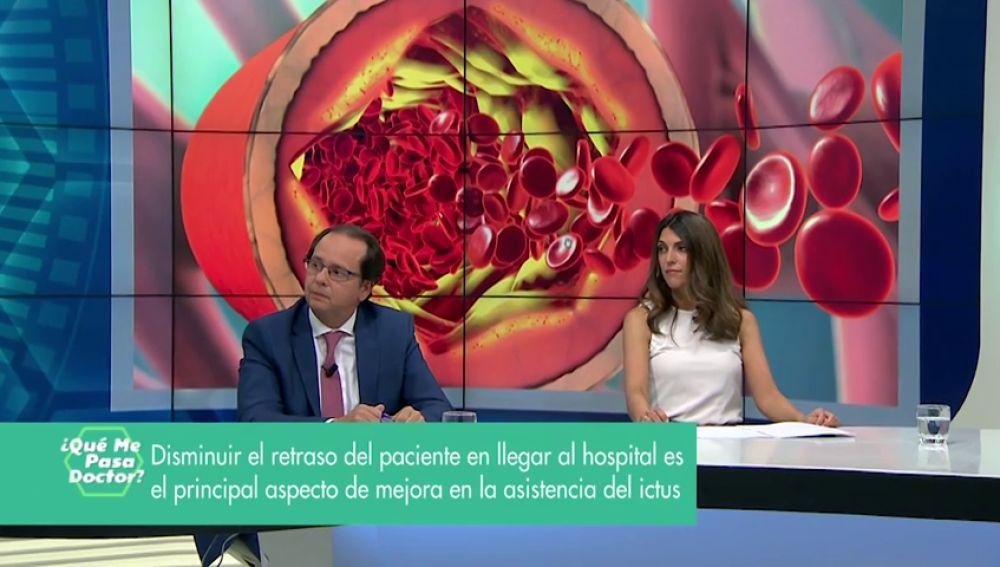 Doctor Beltrán. Informe Ictus