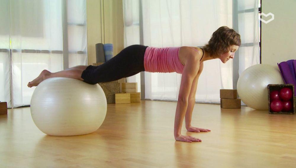 Practica pilates para controlar tu cuerpo y mente