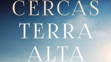 Portada 'Terra Alta' de Javier Cercas