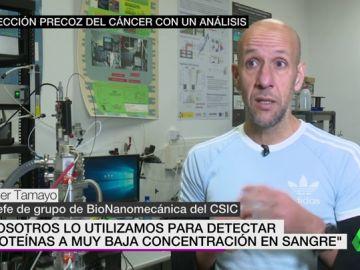 Un análisis de sangre podría detectar el cáncer de forma precoz