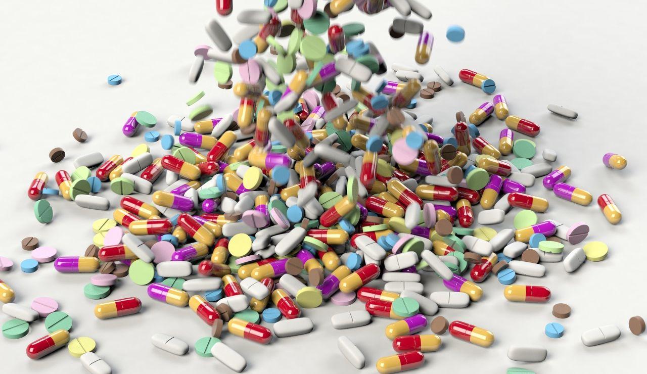 pastillas variadas