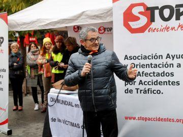 Las víctimas de los accidentes de tráfico piden que se cumplan las condenas y que sean más justas