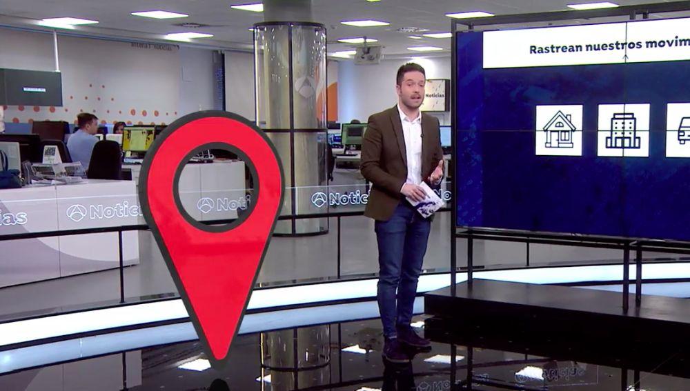 El INE rastrea nuestros móviles