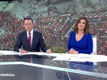 La 11 ª Carrera Ponle Freno, por Antena 3 Noticias