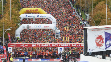 Carrera solidaria Ponle Freno