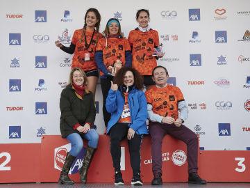 Ganadoras categoría femenina 5 KM | 11ª Carrera Ponle Freno