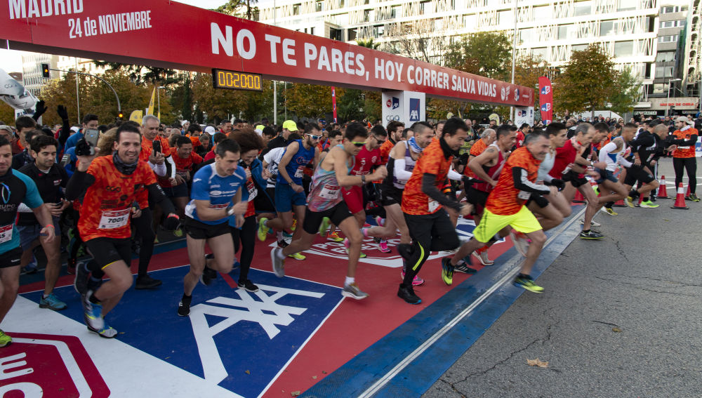 11 ª Carrera Ponle Freno de Madrid