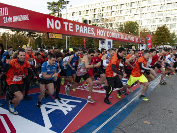 11 ª Carrera Ponle Freno de Madrid