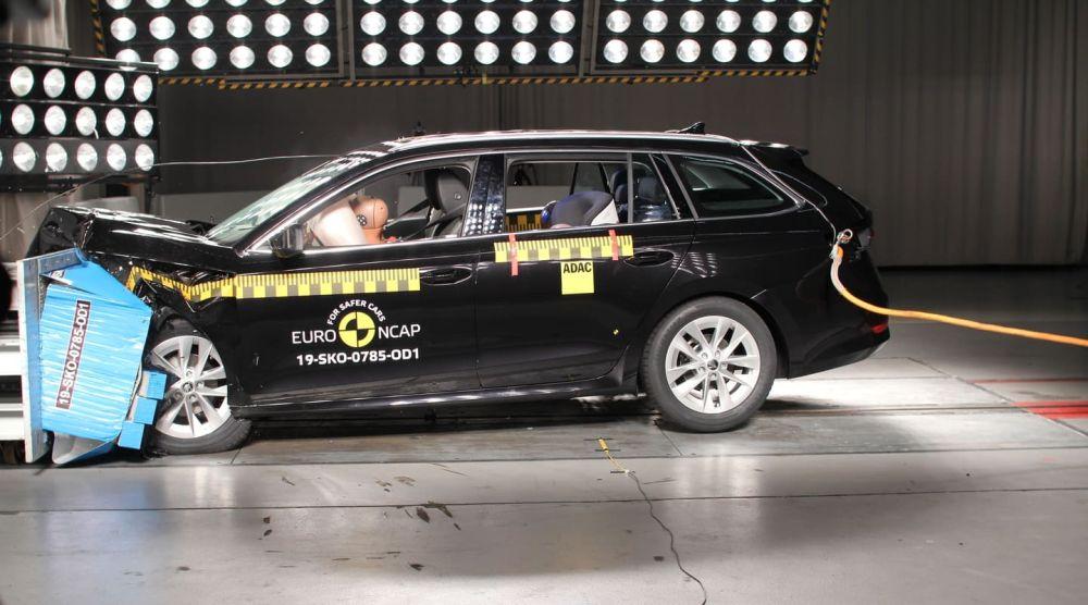 Octavia Euro NCAP