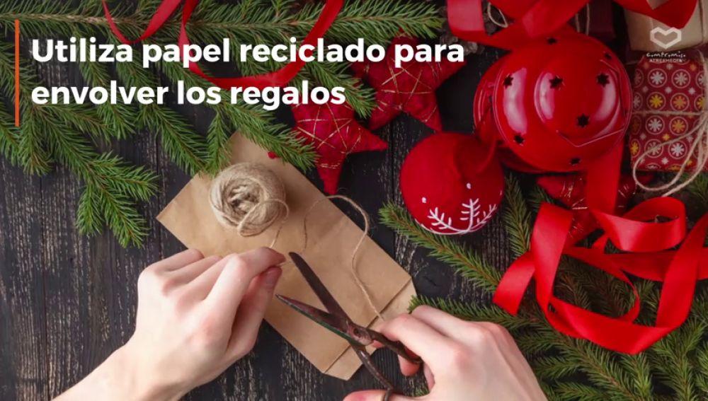 ¿Cómo celebrar unas Navidades sostenibles?