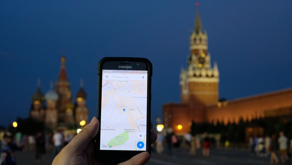 Google podría indicar qué calles están mal iluminadas.