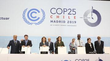 Arrancan las negociaciones de alto nivel en la cumbre del clima