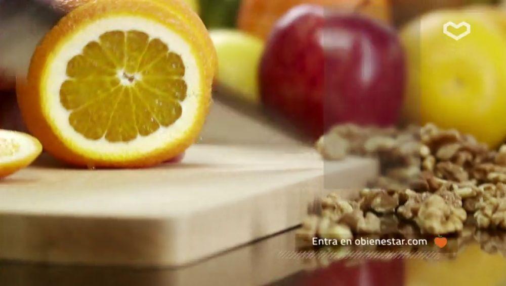 Reduce el estrés con vitamina C