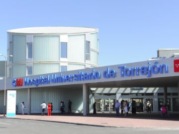 El Hospital Universitario de Torrejón está completamente informatizado.