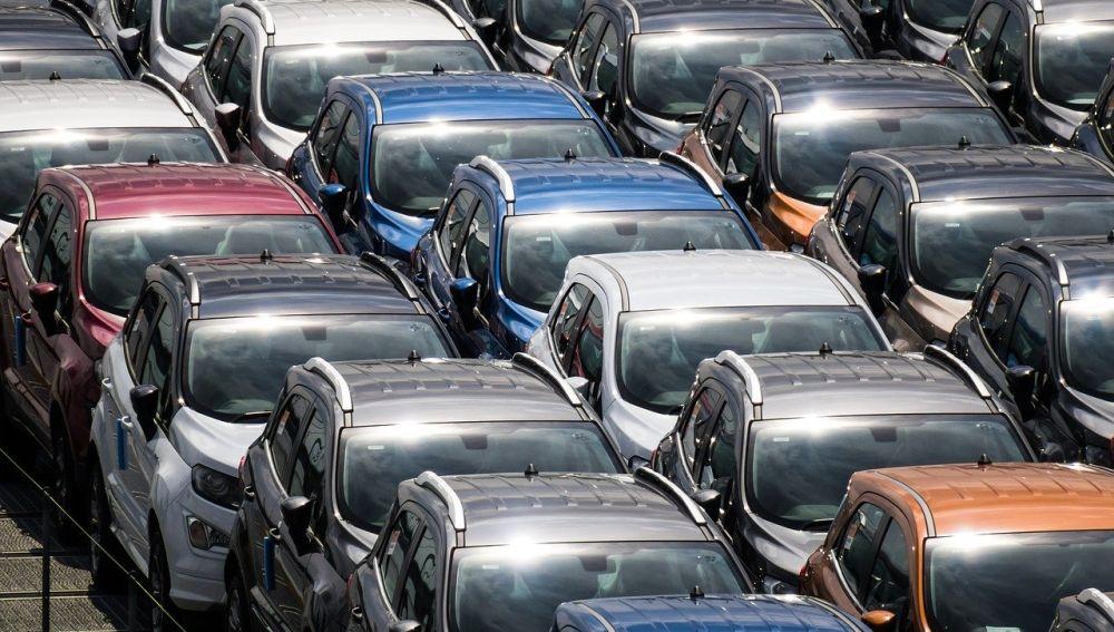 Parque de automóviles