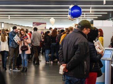 La VI Edición de la Feria de los Colegios bate récords de asistencia