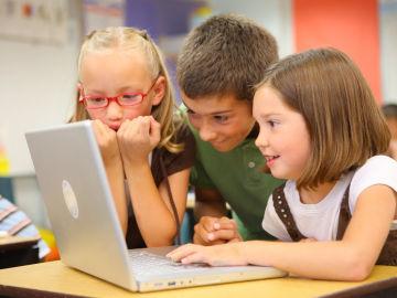 Google Education ofrece herramientas para niños con pocos recursos.