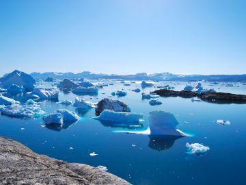 Deshielo Groenlandia