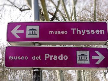 Visita virtual a grandes museos europeos